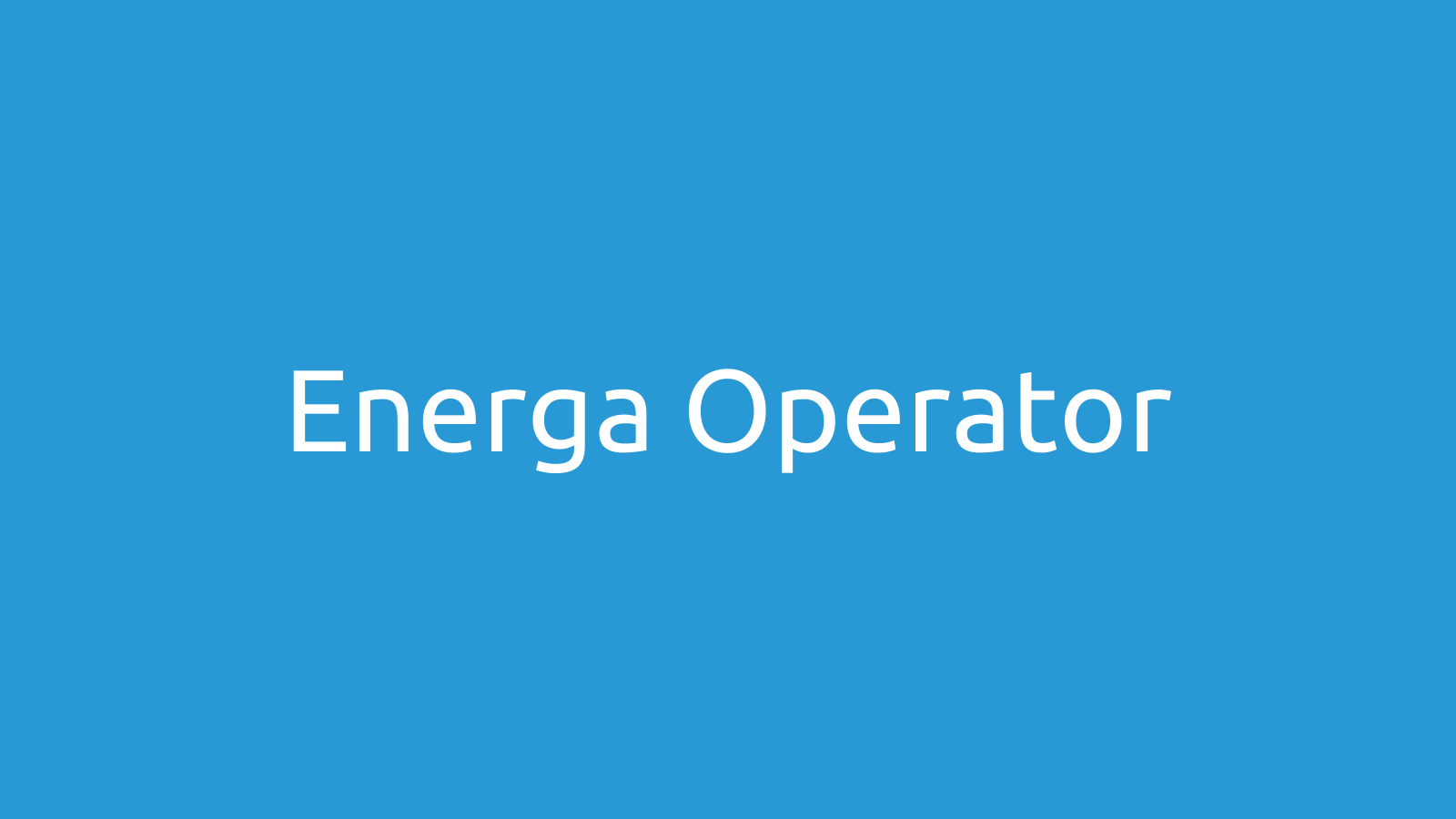 Energa Operator